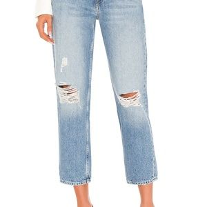 Trave   Karolina Relaxed Taper Jeans   Blue   27
